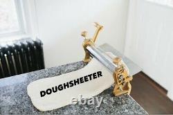 Dough Sheeter Roller 12 Panadería, Pan, Pizza, Pasta, Pastelería, Fondant y más