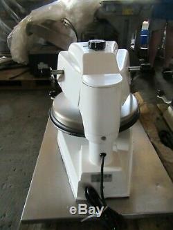 DoughPro DP1100 Commercial Heat Pizza Dough Press Machine #2