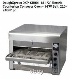 DoughXpress Pizza Conveyor Oven