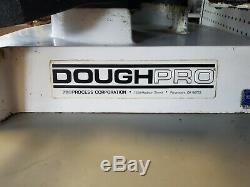 Doughpro Countertop Model #dp1100vol Pizza / Tortilla Manual Press