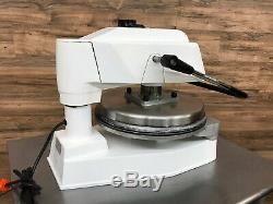 Doughpro DP1100 Pizza Press, Countertop Model, Manual Operation, 120 V, 1450 W