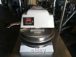 Doughpro DP2000 Dual Heat Pizza Press Countertop Dough Press