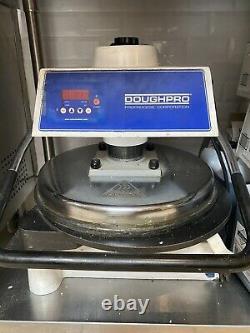 Doughpro Pizza Dough Pastry Manual Press Machine