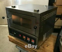 Doyon FPR3 Countertop Electric Pizza Deck Oven