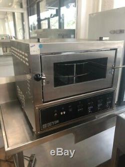 Doyon FPR3 Electric Pizza Oven