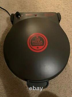 Electric Oven Stone Bake Pizza Maker New Wave NW Kitchen Appliances