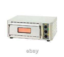 Equipex PZ-431S Electric Countertop Pizza Bake Oven