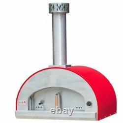 Forno Bravo Grande32 Countertop Portable Wood Fired Pizza Oven Black