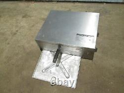 Fusion 507 H. D. Commercial (nsf) Counter-top 120v 1450w 1 Electric Pizza Oven