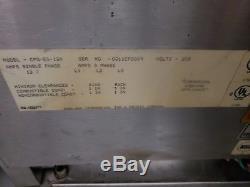 Garland CPO-ES-12H Countertop Electric Pizza Deck Oven #1362