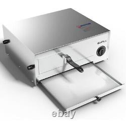 Goplus Home Kitchen Pizza Oven Stainless Counter Top Snack Pan Bake Commercial