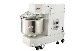 Hakka Commercial Fixing Head Dobule Speed Spiral Mixer Pizza Bakery DN50B/DN60B