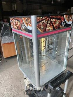 Hatco Countertop Heated Pizza Display Case Withhumidity Control, Refurbished, A+