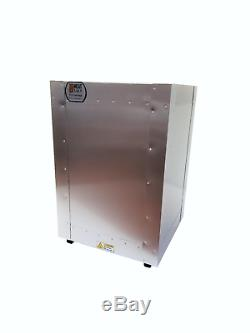 HeatMax 16x16x24 Food Warmer Hot Box Pizza Pastry Patty Heated Case