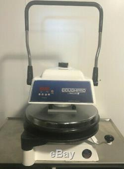 Heated Dough Press DoughPro DP1100 DP1100TA Pizza Tortilla Machine 2017