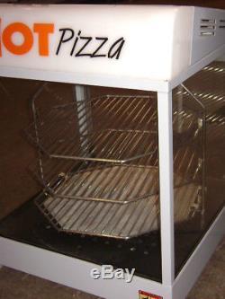 Hobart Countertop Heated Pizza Merchandiser