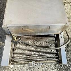Holman 18 Pizza Conveyor Oven model # 518HX needs some Heater Tubes