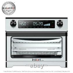 Instant Omni Plus Air Fryer Toaster Oven 11-in-1 Countertop Oven for Pizza, Roti