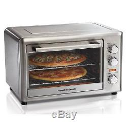 Kitchen Countertop Pizza Oven Steel Commercial Concession Electric With Rotisserie