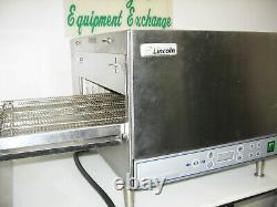 Lincoln 2502 50 Countertop Impinger Conveyor Pizza Oven 240v/1ph single phase