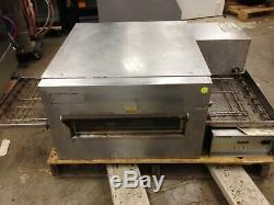 Lincoln Impinger 1132 Countertop Conveyor Pizza Oven 208 Volt 3 Phase
