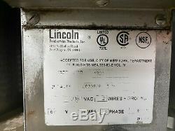 Lincoln Impinger 1301 Countertop Conveyor Electric Pizza Oven