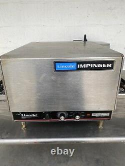 Lincoln Impinger 1301 Electric Countertop Conveyor Pizza Oven