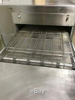 Lincoln Impinger 1302 Conveyor Pizza/Sandwich Oven 16 Wide Belt