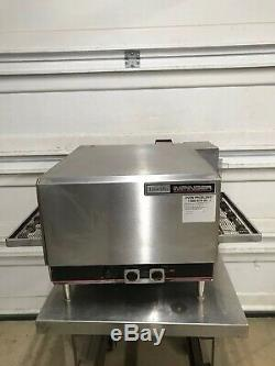 Lincoln Impinger 1302 Countertop Conveyor Electric Pizza Oven