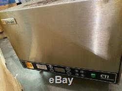 Lincoln Impinger 2502 16 Conveyor Belt Pizza Sub Oven 240 Volt 2500 Series