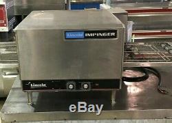 Lincoln Pizza Oven 1302-4 240V Single Phase (JGS003)