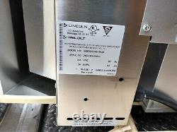 Lincoln Ventless Digital Countertop Impinger dcti electric conveyor pizza oven