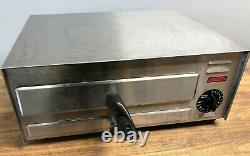 NEMCO 6215 Electric Pizza Oven Countertop 1450W 120V