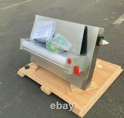 NEW 18 Pizza Dough Roller Sheeter Noodle Pasta Machine Single Stage NSF