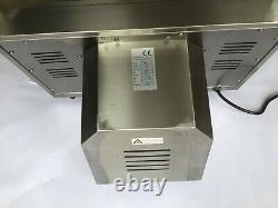 NEW 18 Pizza Dough Roller Sheeter Noodle Pasta Machine Single Stage in Wisco