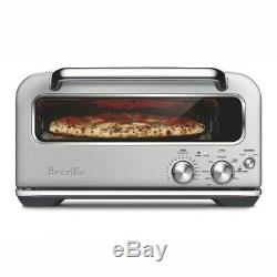 NEW Breville BPZ820BSS The Smart Pizzaiolo Countertop Pizza Oven 120V Pizza