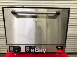 NEW Pizza Bake Oven Double Stone Deck Electric NSF Vollrath POA 8002 40848 #2579