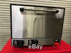 NEW Pizza Bake Oven Double Stone Deck Electric NSF Vollrath POA 8002 40848 #2583