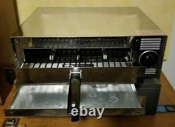 NOVA INDUSTRIES N-100 PIZZA OVEN 1600 Watts BAR STYLE Commercial