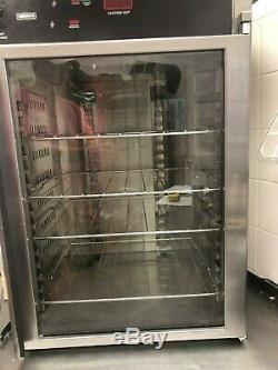 Nemco 6410 8 Rack Pizza Holding Cabinet 120V, 1230W