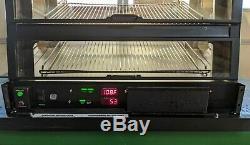 Nemco 6470-spw Humidified Display Warmer Deli Counter Top Self Serve Pizza