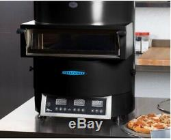 New 2019 Turbochef Fire Countertop Pizza Oven FRE 9600-5 Made in Italy Black