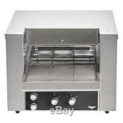 New 40 Conveyor Commercial Restaurant Countertop Pizza Baking Oven Free S&H USA