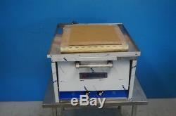 New Bakers Pride Model P22-bl Electric Countertop Pizza And Pretzel Oven
