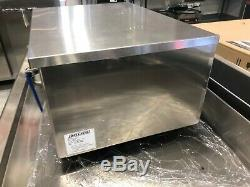 New Belleco Finishing Oven JWPO 120V Cheesemelter Counter top Pizza