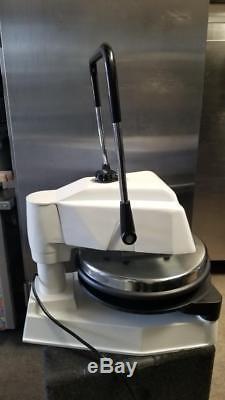 New DOUGHPRO DP1100 Pizza Press Countertop Model, Manual Operation