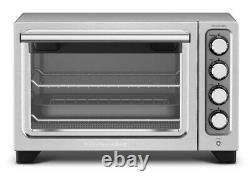 New KitchenAid 12 Convection Bake Digital Countertop Oven Fits 2 12 Pizzas