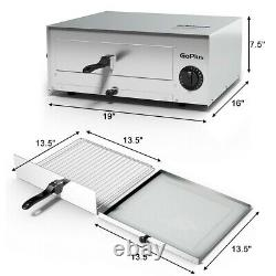 New Stainless Steel PIZZA OVEN Perfect Kitchen Coutertop Design & Size
