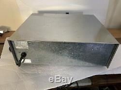 Nova Commercial Pizza Oven N-100 1600w Countertop Stainless Steel Made in USA