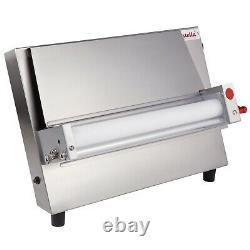 One Stage Pizza Dough Roller Sheeter Single Roller Diameter 18 Rolling Machine